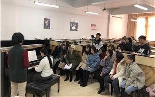 중국 합비유아사범고등전문학교 간 '음악과 2.5+0.5 협력 프로그램' 학생 대상 특강 및 유학설명회 개최1