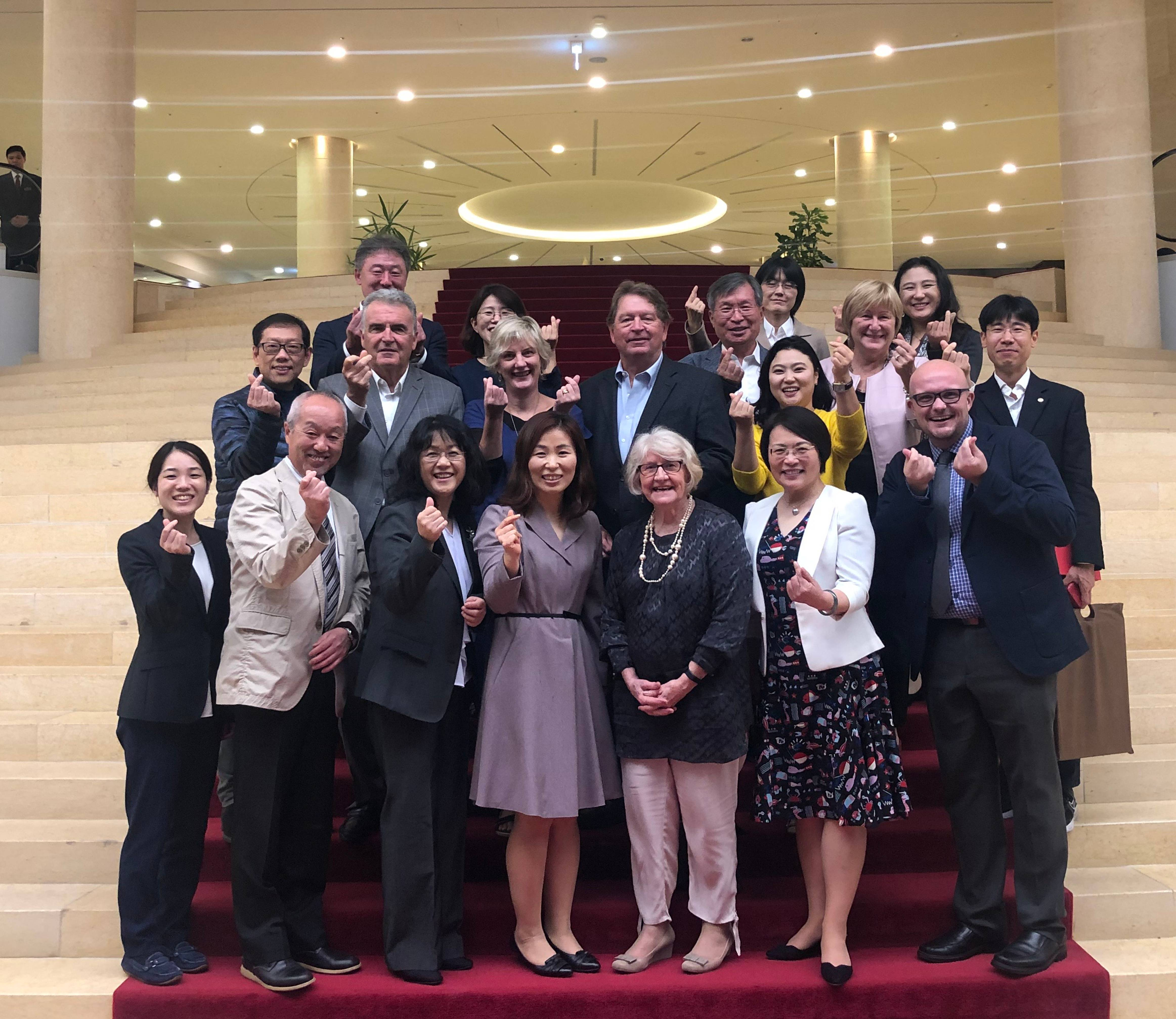 제주한라대학교 한라·뉴캐슬 PBL 교육연구원, PBL 국제학술심포지엄 개최3